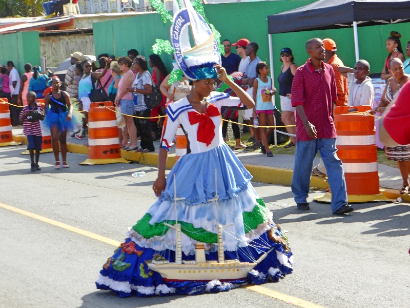 BVI Festival 60th Anniversary - Unique Costumes