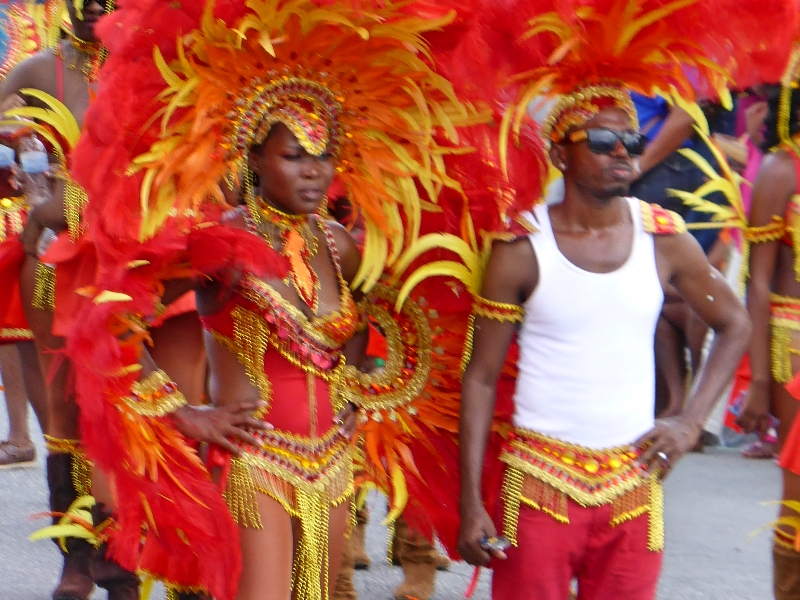 BVI Festival 60th Anniversary - Colorful Couples