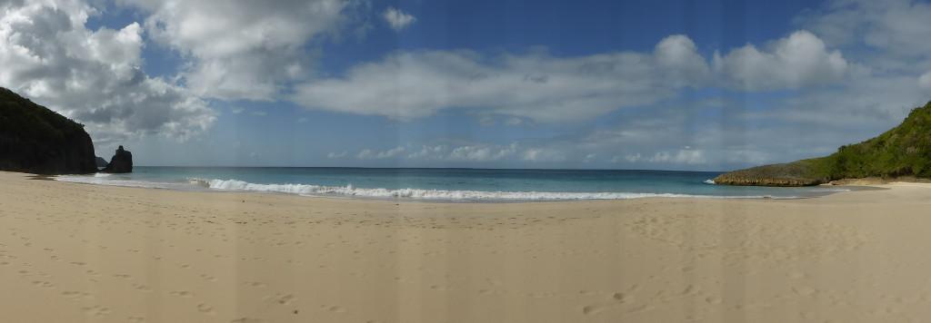 Rogues Bay (aka Lava Flow Beach)