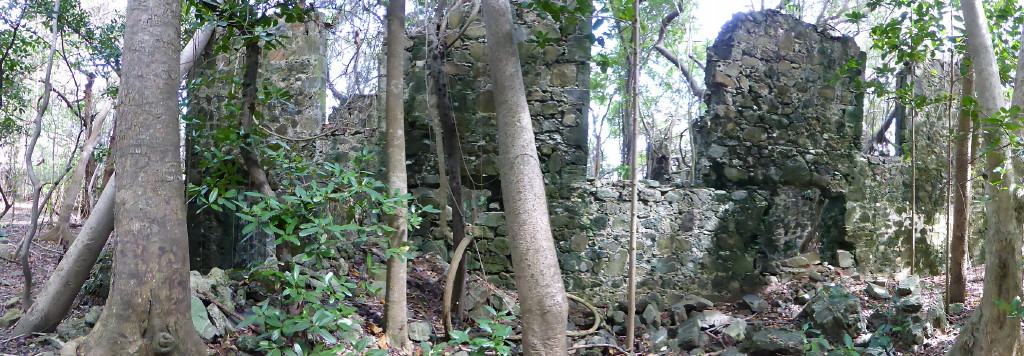 Cooten Bay Ruins Structure