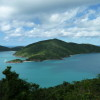 Guana Island, BVI - Northwestern view of the unspoiled 850 acre private island