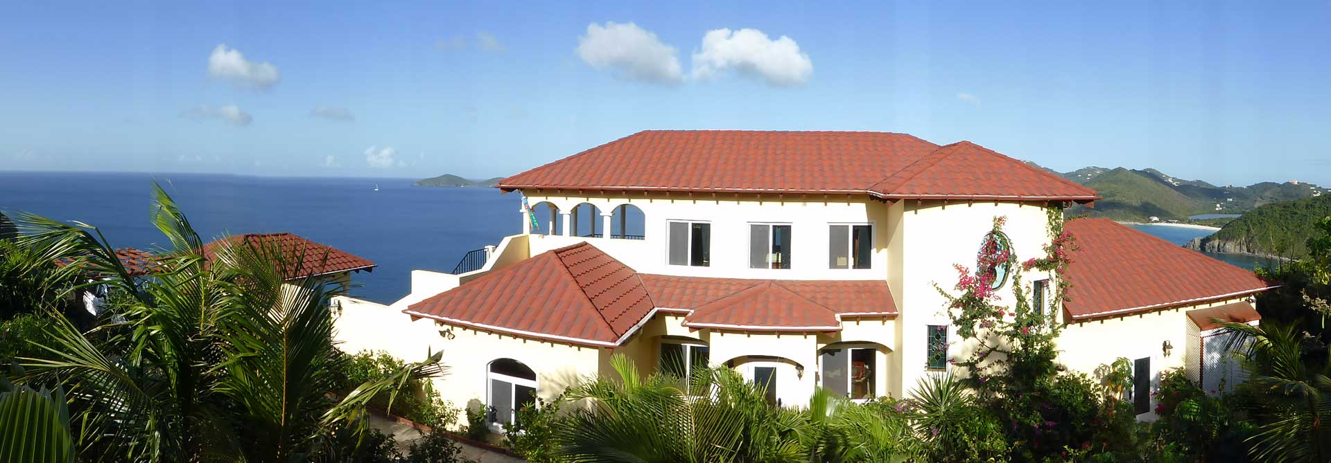Tortola Villa For Rent | AnaCapri Estate in British Virgin Islands